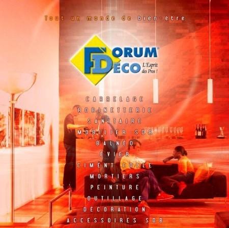 robinetterie, sanitaire, forum deco